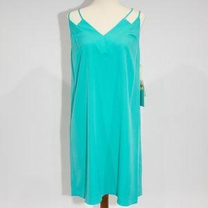 NWT Teal CeCe Dress Size 4